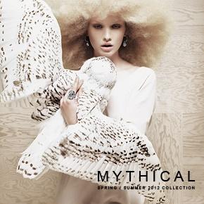DYRBERG/KERN Mythical Весна-Лето 2012
