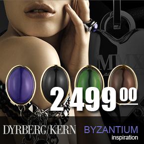 Кольца DYRBERG/KERN Byzantium