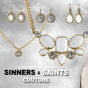 D/K Sinners & Saints – Couture. Весна-лето 2013