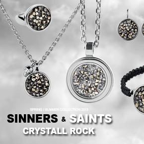 D/K Sinners & Saints – Crystall Rock. Весна-лето 2013