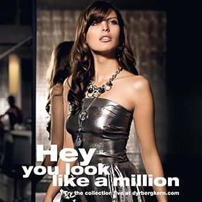 Ты выглядишь на миллион!