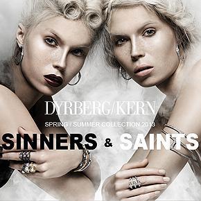 Sinners & Saints - Весна Лето 2013