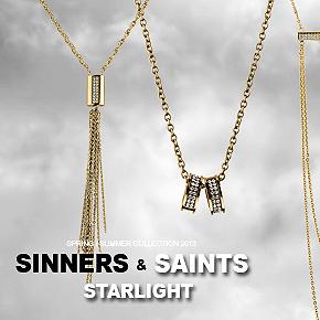 D/K Sinners & Saints – Starlight. Весна-лето 2013