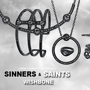 D/K Sinners & Saints – Wishbone. Весна-лето 2013
